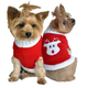 Red Rudolph Holiday Sweater $29.99-$32.99 at The Doggie Bag, thedoggiebag.com