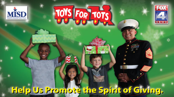 Toys for tots 2015 facebook homepage