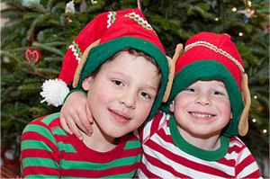 Medium christmas in st michaels elves