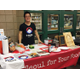 K-Mama Sauce at the indoor Maple Grove Farmers Market Dec. 2015