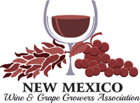 Nmwine grape logo small