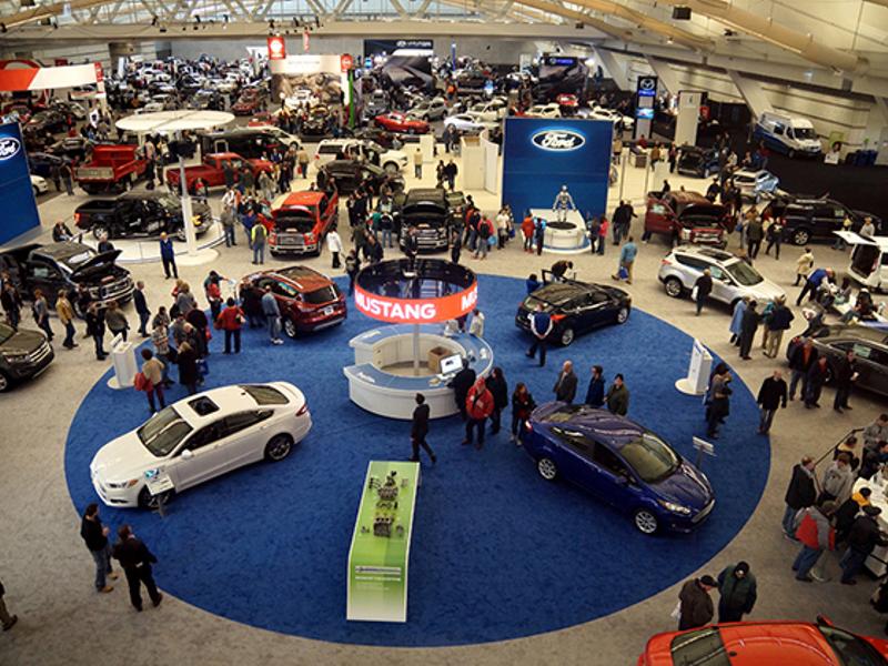 Aston Martin Vulcan To Highlight Pittsburgh International Auto Show - Pittsburgh car show