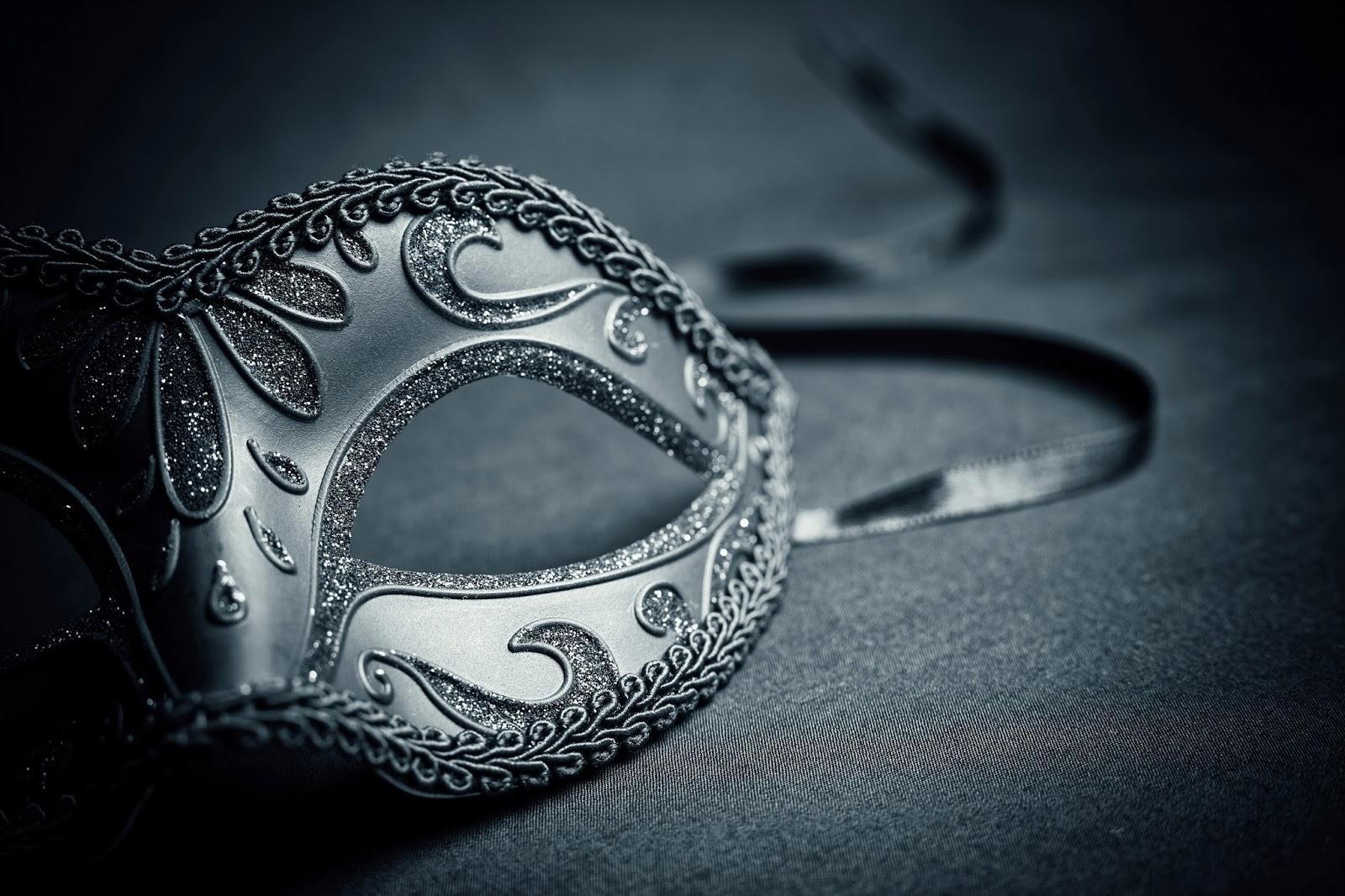 masquerade mask black background wallpaper - photo #5