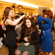 Shelby Lamb receives a complimentary formal 'do from David Alexander Salon & Spa in Annapolis