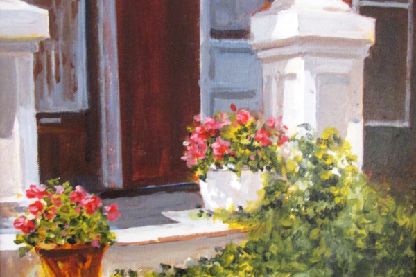 'Lancaster Porch' by Keith Hoffman.