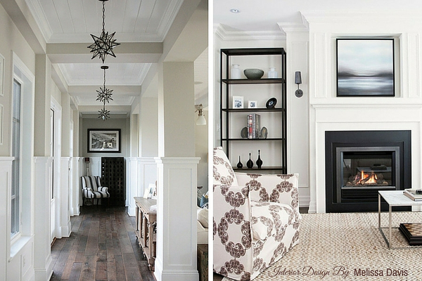 Left-hand Image: Via Style Me Pretty. http://www.stylemepretty.com/living/2014/04/29/newport-beach-home-tour/