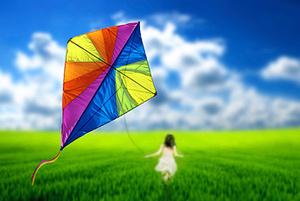 Medium kite 20picture
