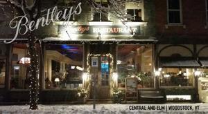Medium bentleys restaurant woodstock vt