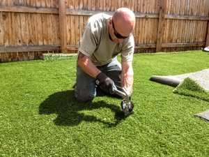 Medium artificial fake synthetic grass installation contractors companies installers coloradosprings co lawnpros 719 963 6267. 313