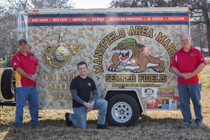 Local Group of Marines Raises Funds To Help Those In Need - Mar 21 2016 0118PM