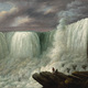 'Niagara Falls' (1818) by Louisa Davis Minot.