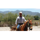 Horseback riding at Hacienda Dona Engracia