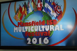 Mansfield ISD Multicultural Fest Celebrates Diversity - Mar 30 2016 1212PM