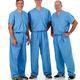 L-R: Sports medicine surgeons Dr. Mark Langhans, Dr. Christopher Emond, Dr. Brian Jewell