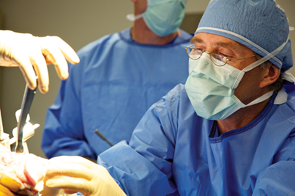 Paul Liefeld, MD, specialist in arthroscopy and total joint surgery