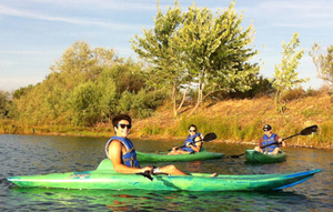 Sunset Kayak Tours - start Apr 29 2016 0430PM