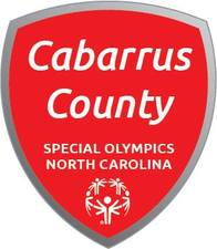 Image courtesy of the Cabarrus Special Olympics Facebook