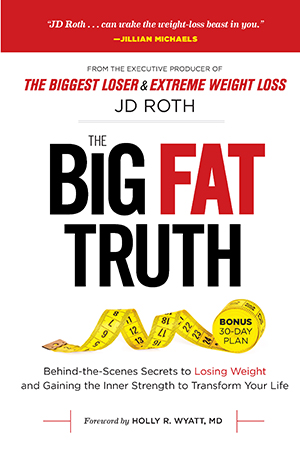 The big fat truth book cover