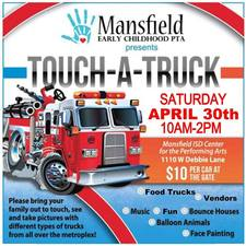 Touch-A-Truck - start Apr 30 2016 1000AM