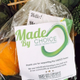 The Made by CHOICE gift basket of locally sourced fresh produce