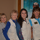 Folsom Chamber employees: Tricia McElroy, Sharon Williams, Megan Murphy and Mary Ann McAlea