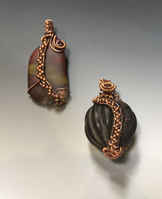 Intermed wire wrapping