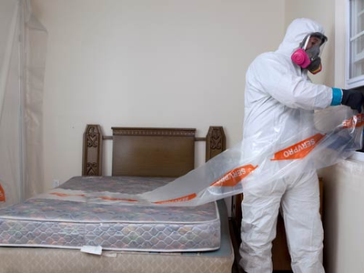 Banner biohazard cleaning