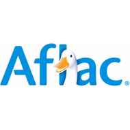 Aflac logo in color
