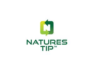 Medium 1.air water syringe tips natures tip logo