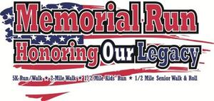 Courtesy Clovis Memorial Run Website