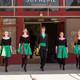 CalArt's Irish Dancers.