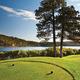 Inn of the Mountain Gods golf course near Ruidoso, NM