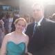 Eric Singleton and Juliana Wahl