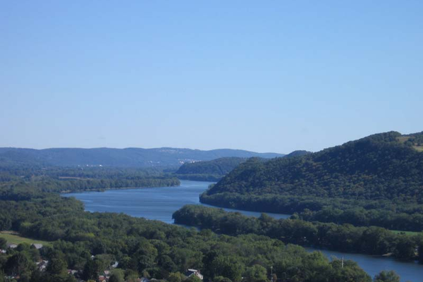 Susquehanna River Courtesy of Bucknell University