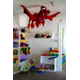 Children find themselves at home in the Crisis Nursery playroom.  Photo credit: Sandra Osborn