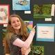 Sydney McEven was the third-place winner in the 2016 Secondary Art Show. —Alisha Soeken