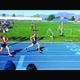 Emma Schroeder has been running the 100 and 200 Meter dash for six years. Photo Credit: Emma Schroeder