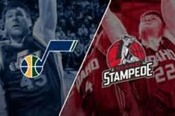 The Utah Jazz purchased the Boise-based Idaho Stampede in March of 2015 and before that the two teams had entered into a single affiliation agreement for the 2014-15 season. Photo Credit: www.nba.com