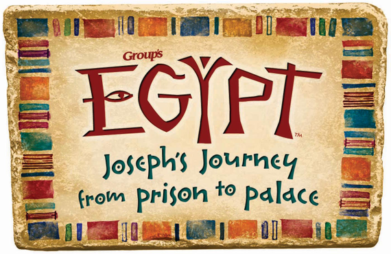 Vbs egypt josephs journey from prison to palace