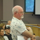 Charles Horman's attorney Bruce Baird awaiting the consideration of the council and the city attorney if Baird should be allowed to rebut comments and claims of other residents. He was denied such rebuttal. (Chris Larson, Sandy City Journal)