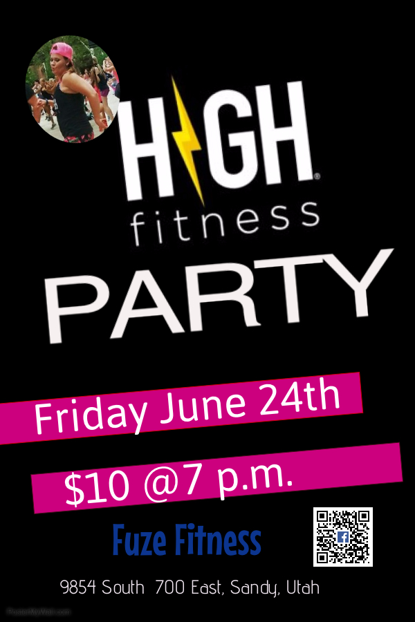 High 20fitness 20party 20 2