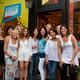 Jennifer Pollite, Brenda Brown, Kate Bellotte, Cathy Shaw, Lisa Consiglio Ryan, Sue Serini, Dawn Goodburn, Jennifer Marcris, Fernanda Elliot, Anne Fava, and Caren Bach