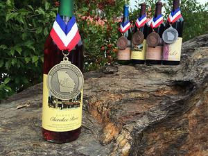 Habersham Winery - Helen GA