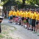 Pennsylvania State Police trooper Samantha Minnucci with Camp Cadet participants last summer On Aug 6 Minnucci will offer a one-day version of the camp
