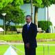 President Obama at Peace Memorial Park, Hiroshima. —Toshiharu Kano