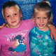 Kelsey and Hannah as Young Friends!