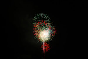 Annual Fireworks at Dusk - start Jul 04 2016 0900PM