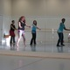 The second session of Brazilian Samba classes started at the Eccles Community Art Center on April 18. It is the only known Brazilian Samba class in Ogden. – Travis Barton