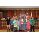 South Jordan Elementary fourth-grade class at the city council meeting on May 17. From left: Zach Petersen, Ethan Jensen, Walker Woodbury, Daniel Taggart, Cecily Barlow, Caroline Foutz, Amanda Buck, Desi Ford, Madison Goins, Kaden Kelez and Logan Wilson. Back row: Mrs. Kerrie Wardell, Mayor Alvord and Mrs. Dodi Thacker. –Sandra Osborn