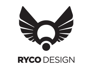 Medium ryco design logo k 2